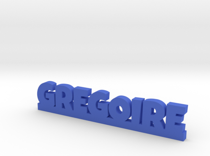 GREGOIRE Lucky 3d printed