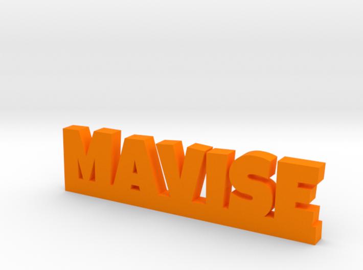 MAVISE Lucky 3d printed