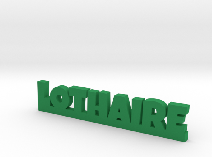 LOTHAIRE Lucky 3d printed