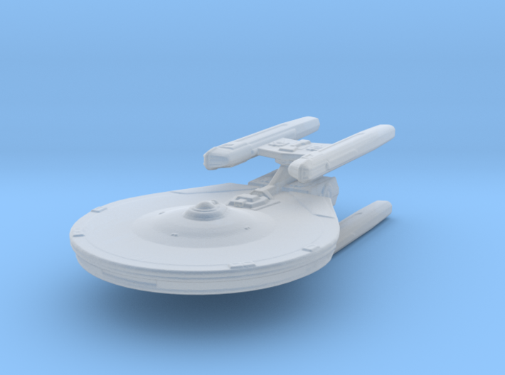 Constellation Class 1/7000 3d printed