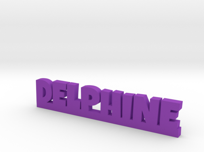 DELPHINE Lucky 3d printed