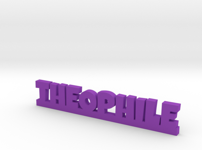 THEOPHILE Lucky 3d printed