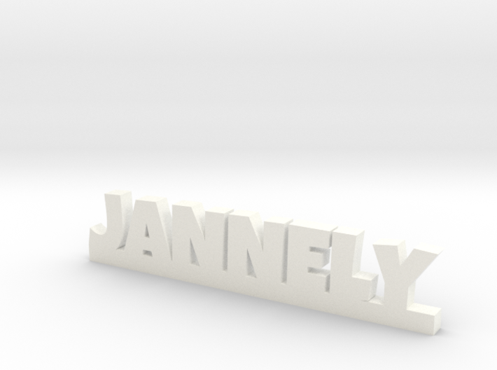 JANNELY Lucky 3d printed