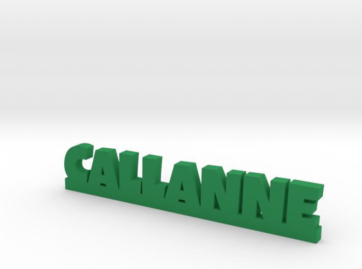 CALLANNE Lucky 3d printed