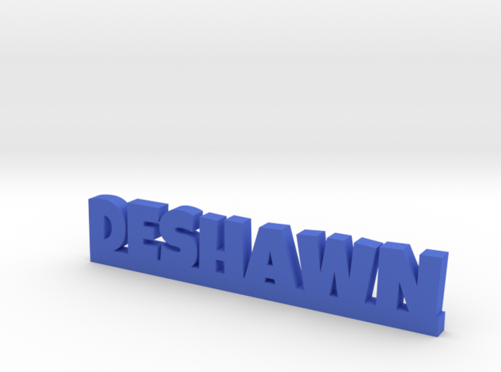 DESHAWN Lucky 3d printed