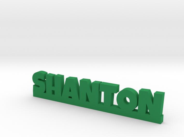 SHANTON Lucky 3d printed