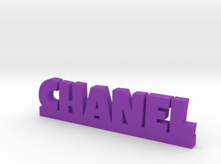 CHANEL Lucky 3d printed