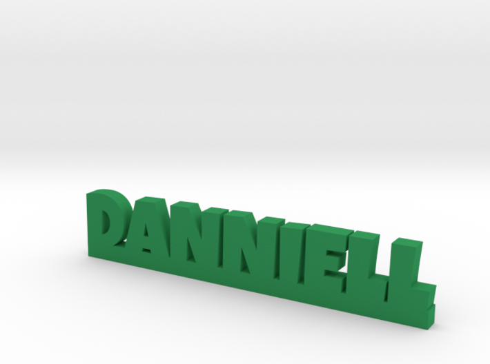 DANNIELL Lucky 3d printed