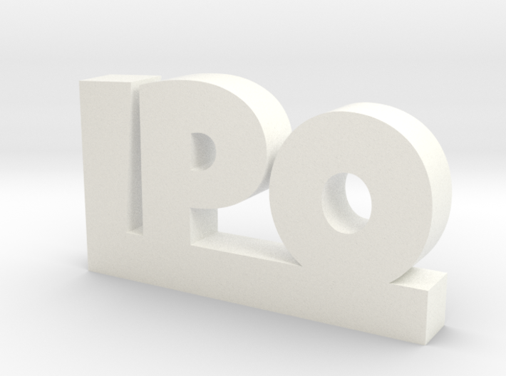 IPO Lucky 3d printed