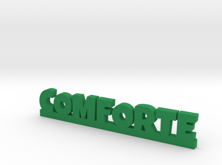 COMFORTE Lucky 3d printed