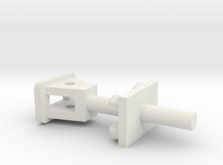 Attelage 1-13e - Coupling 7/8n2 3d printed