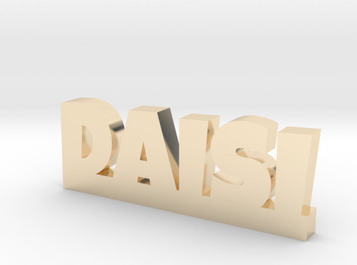 DAISI Lucky 3d printed