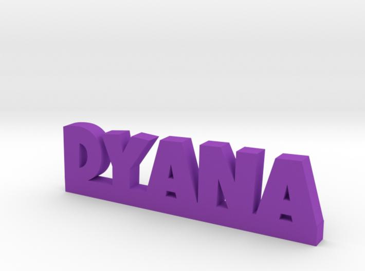DYANA Lucky 3d printed