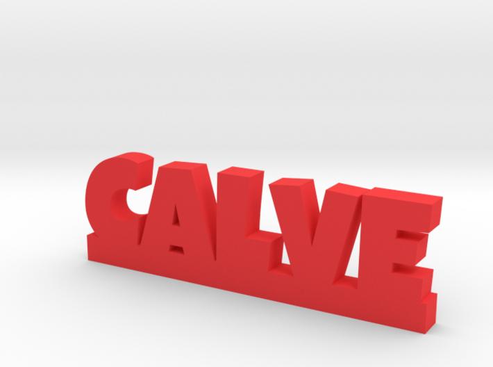 CALVE Lucky 3d printed