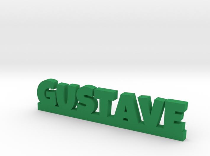 GUSTAVE Lucky 3d printed