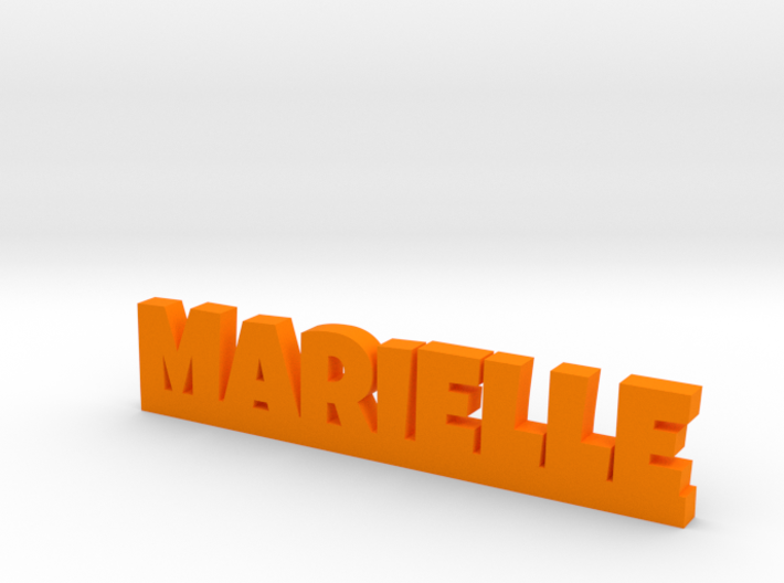 MARIELLE Lucky 3d printed