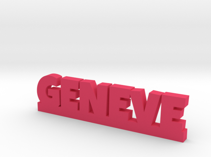 GENEVE Lucky 3d printed