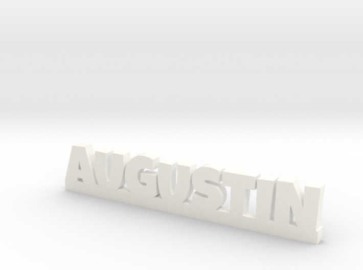 AUGUSTIN Lucky 3d printed