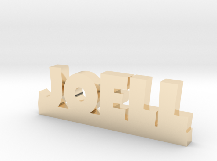 JOELL Lucky 3d printed