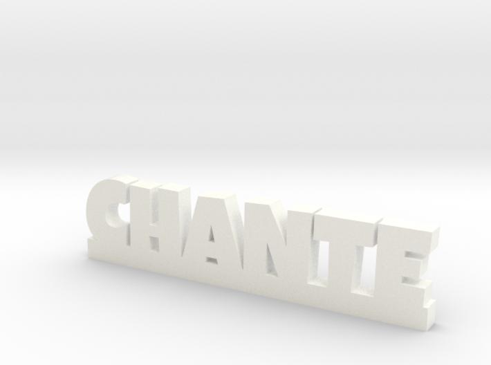 CHANTE Lucky 3d printed