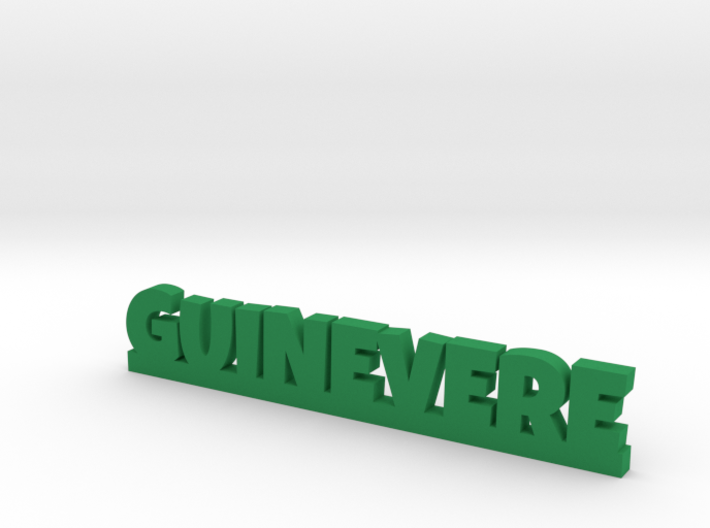 GUINEVERE Lucky 3d printed