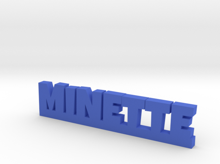 MINETTE Lucky 3d printed
