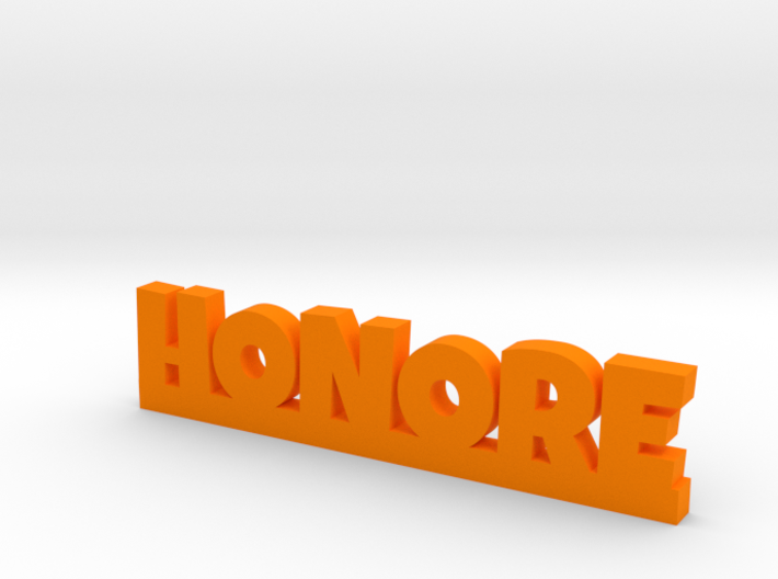 HONORE Lucky 3d printed
