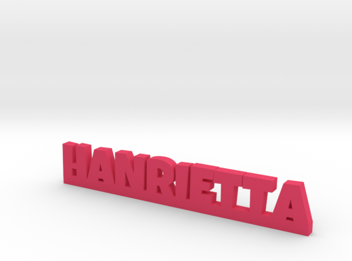HANRIETTA Lucky 3d printed