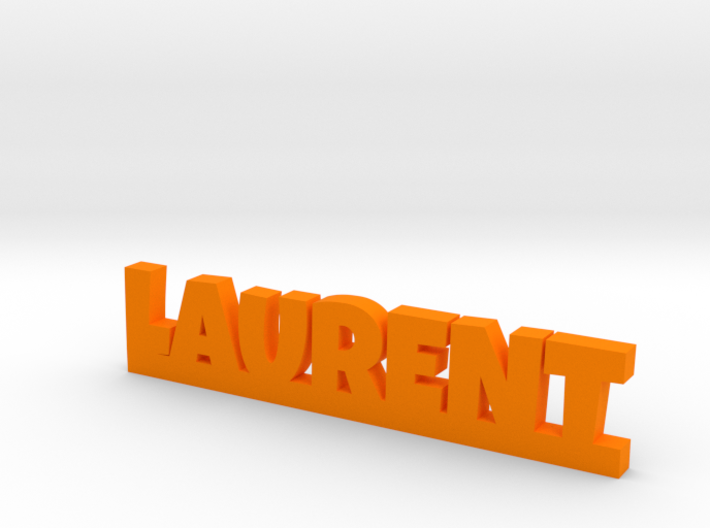 LAURENT Lucky 3d printed