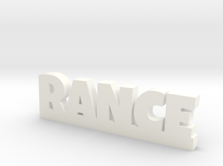 RANCE Lucky 3d printed