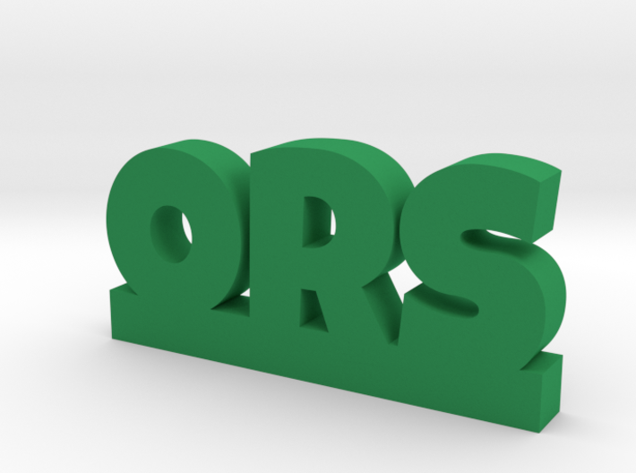 ORS Lucky 3d printed