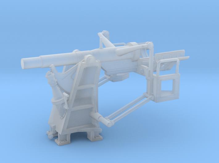 1/72 HA Gun Crew Loading Exercise Machine 3d printed