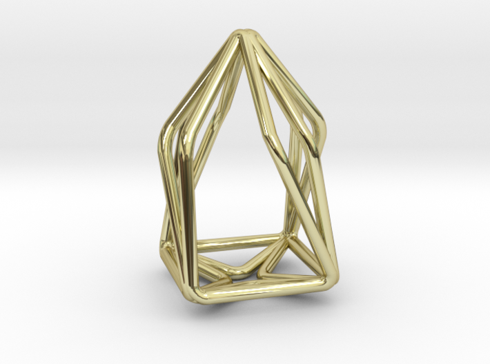 House Enmotion Pendant 3d printed