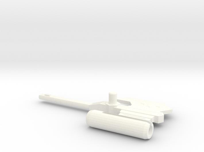 TR: Broadside kit 3d printed