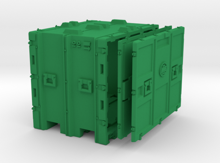 1-48 MM08 Pallet Ready Case 3d printed
