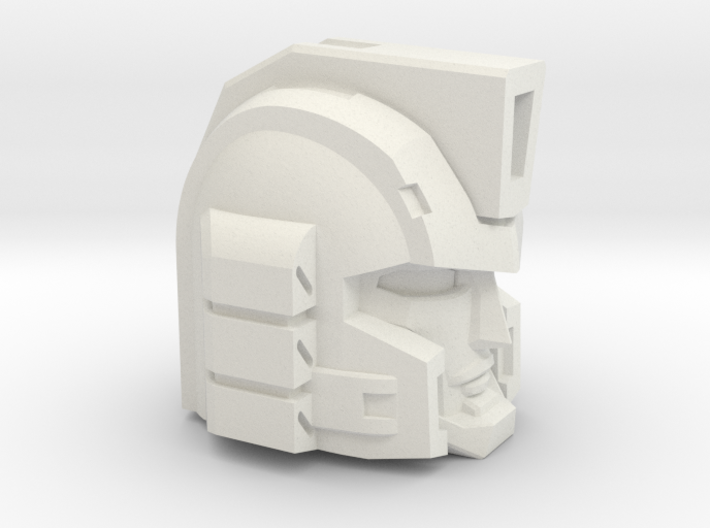 Professor Sharpshooter's Head Voyager 1pc 3d printed