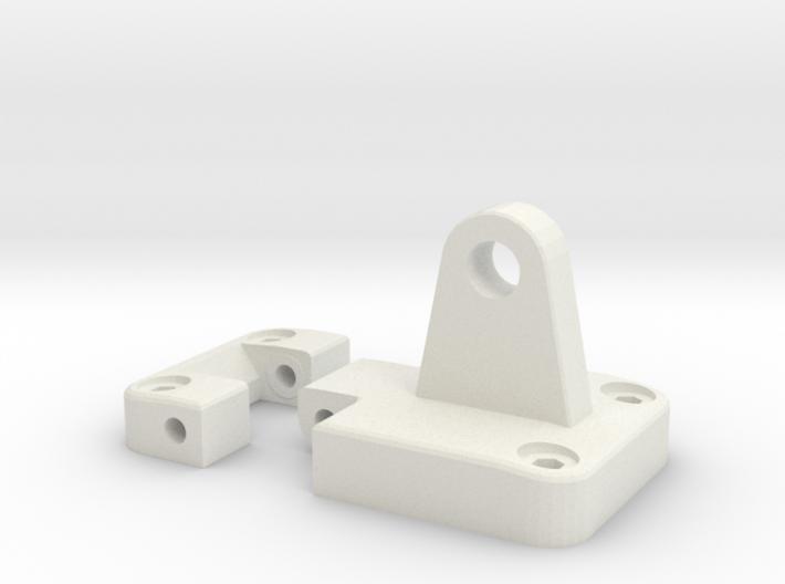 Functional door hinge new model side mirror D90 D1 3d printed