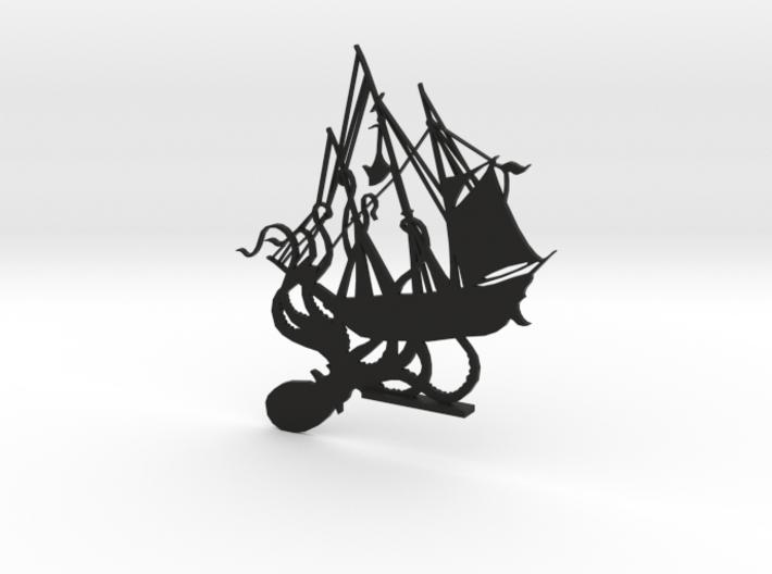 Door Kraken 3d printed