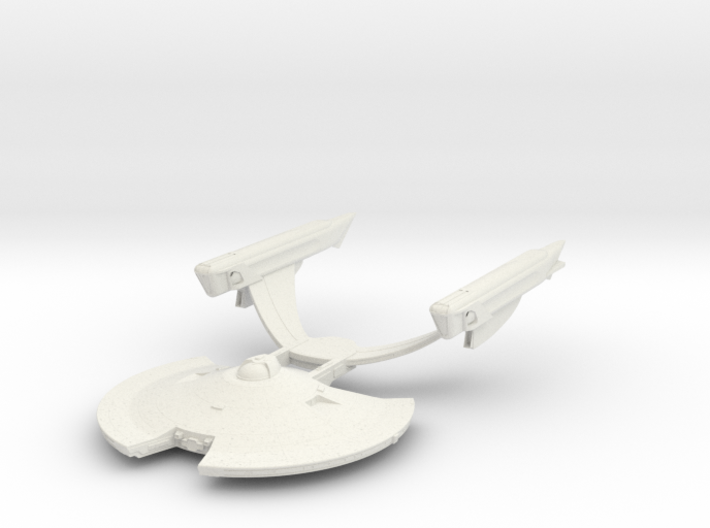 Akyazi Class VI Destroyer 3d printed