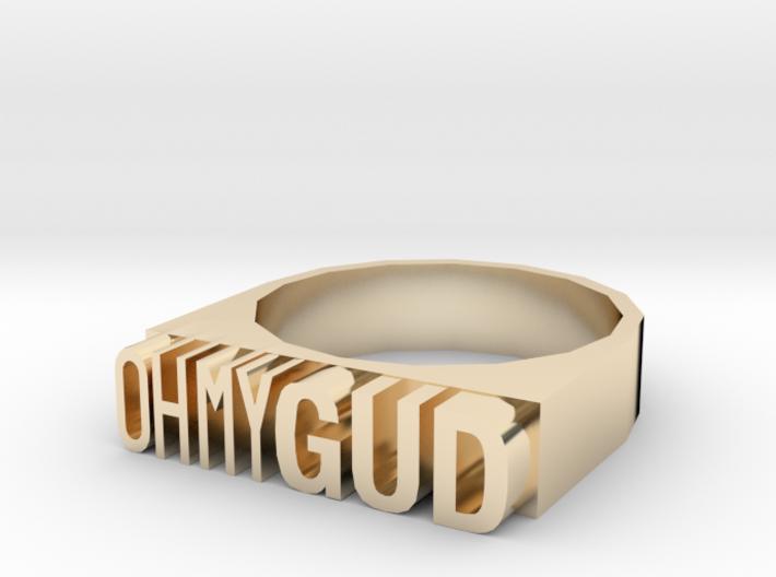 OhMyGUD 3d printed