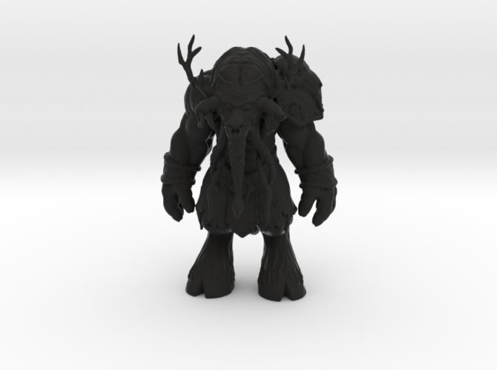 World of warcraft tauren  3d printed
