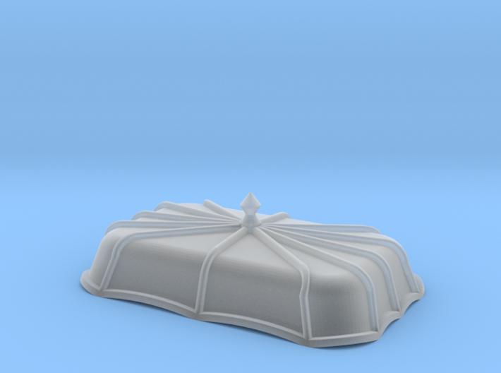 Tuborg Parasol H0 3d printed