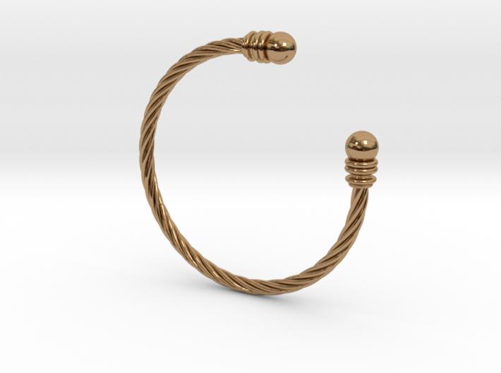 Bracelet ZXY XL 3d printed