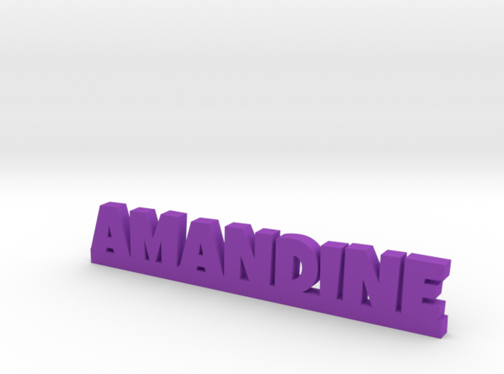 AMANDINE Lucky 3d printed