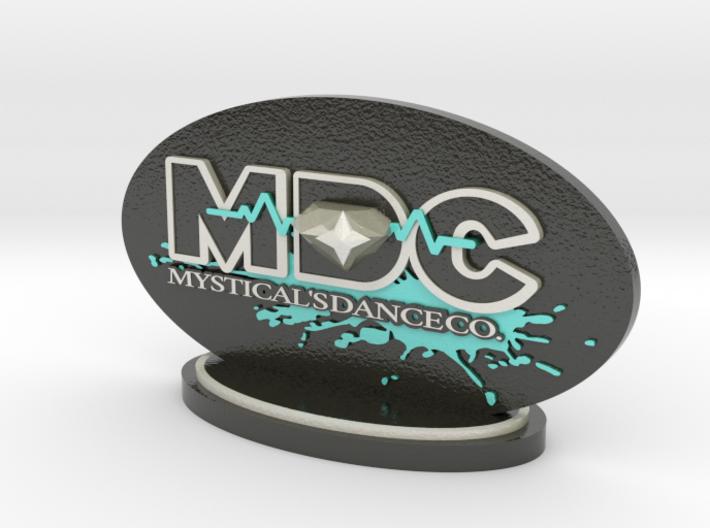 Mysticals Dance Company/MDC 3d printed