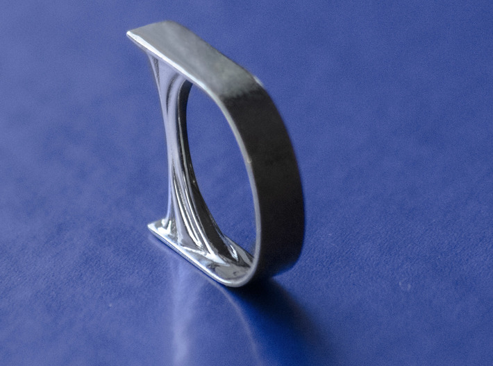 Synapse Micro Ring 3d printed