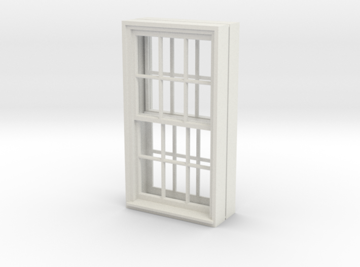 Window, 40in X 74in, 12 Panes, x2 3d printed