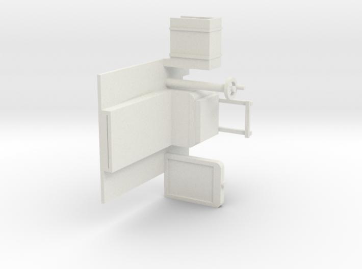 B-1-48-simplex-interior 3d printed