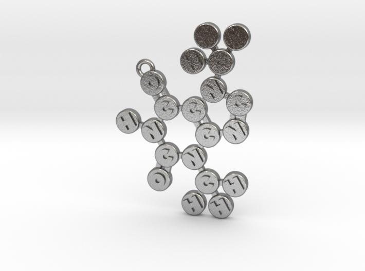 Theobromine Pendant 3d printed
