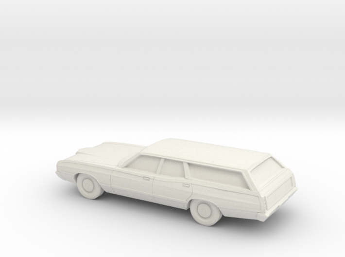 1-87 1971/72 Ford Country Squier 3d printed